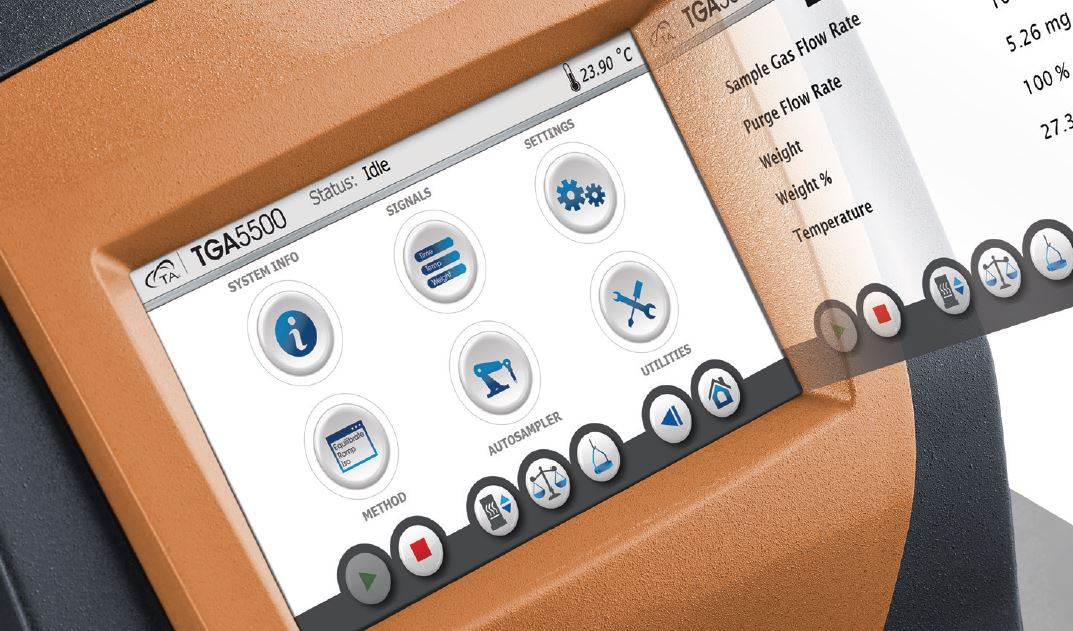 App Style Touch Screen TGA